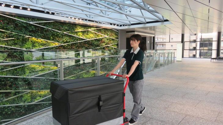 佐川急便、東京・神田の大型複合施設の館内物流管理業務を受託