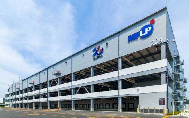 センコー、東京・立川で三井不動産開発の物流施設に新センター開設