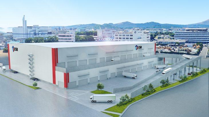 ESR、神奈川・茅ヶ崎で6・9万平方メートルの物流施設を開発へ