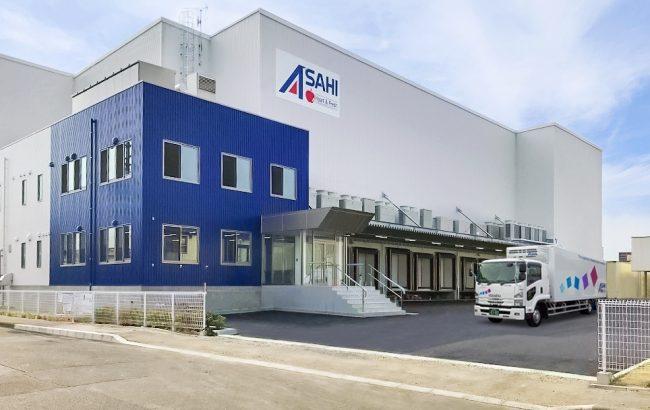 アサヒロジスティクス、東北初の自社設備共配センターが仙台で完成