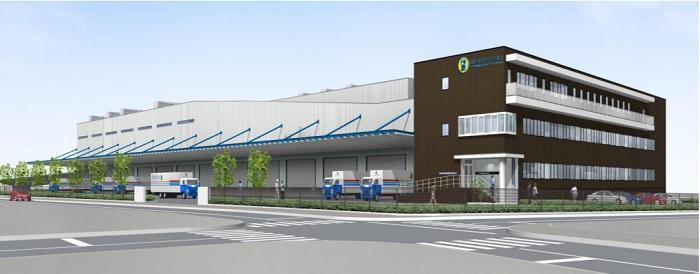 名鉄運輸、大阪市内で新たなトラックターミナルが9月完成へ