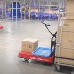ZMPの台車型物流支援ロボをLIXILビバセンター投入、搬送作業3割を省人化