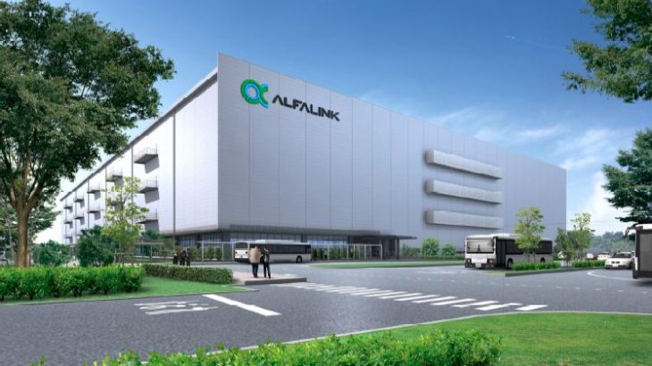 日本GLP、神奈川・相模原の「ALFALINK」プロジェクトで2棟目の大型物流施設着工