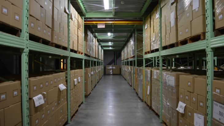 東京・神田神保町の箱豊製函、オープンロジのWMS活用し倉庫で大学図書館の一部機能代替を実現