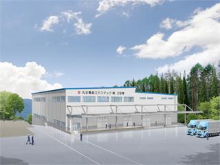 丸全電産ロジステック、長野・南箕輪村で新たな倉庫開設へ