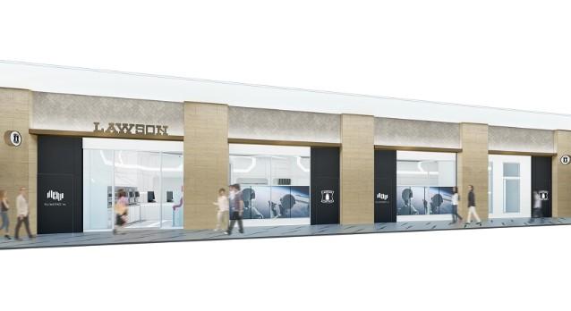 ローソンも遠隔操作ロボットが商品陳列する店舗を東京・竹芝に開設へ