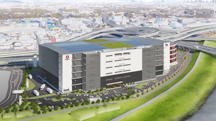 大和ハウス工業、横浜の第三京浜・港北ICそばに新たなマルチテナント型物流施設開発へ