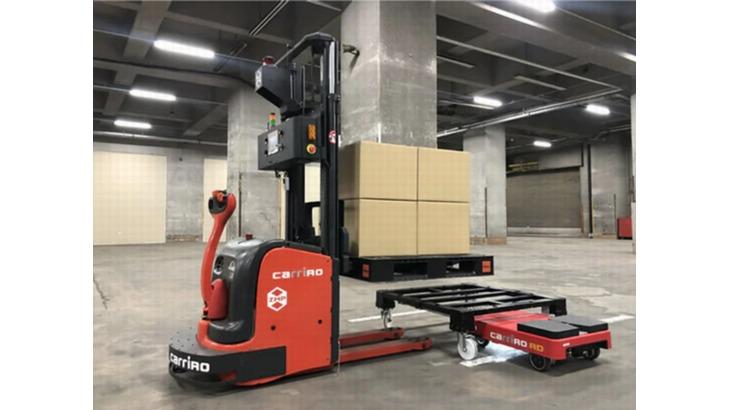 ZMP、搬送ロボットなど複数の機器連携させるクラウドベースの管理システム提供開始