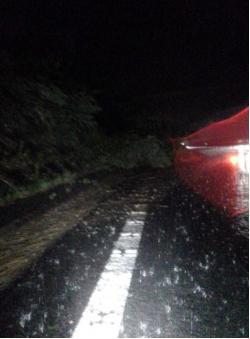 【豪雨】中央道の中津川IC~飯田山本IC上り線で通行止め