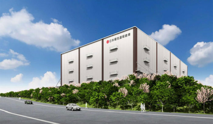 日本梱包運輸倉庫、大阪・茨木で7300坪の新倉庫建設へ