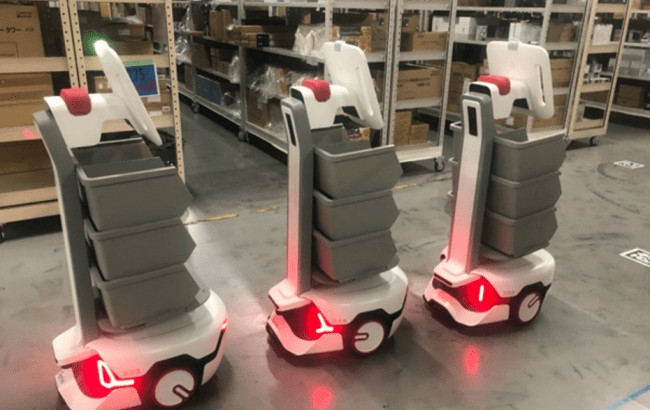 関通、主要センターへのロボット導入で4億円を追加投資へ