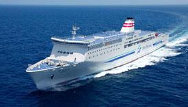 新日本海フェリーが就航50周年記念で「貨物車応援割引」スタート、物流業界に謝意表明