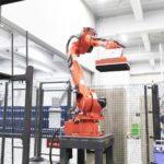 アズワンが千葉の物流センターにMUJINの先進ロボット4台導入