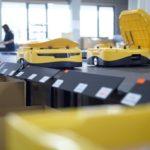 ロボットの月額定額制提供、21年度には現状から2倍の物流施設40~50カ所導入を目指す