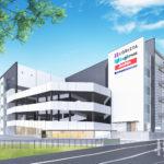上新電機と三井倉庫ロジ、大阪・茨木の彩都エリアに建設中の大型物流施設でセンター共同開設へ