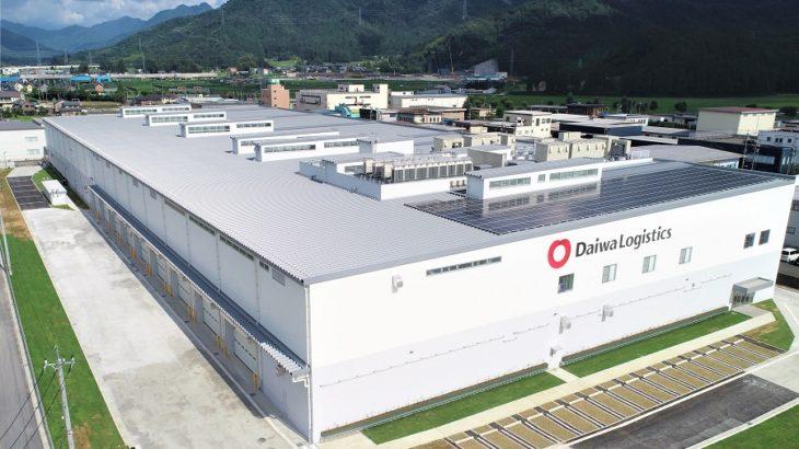 大和物流、福井・越前で2・2万平方メートルの賃貸専用センターが完成
