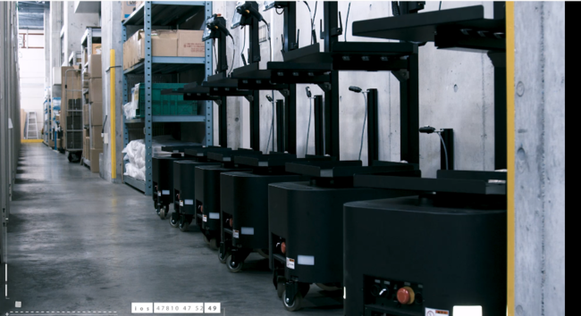 【動画】ラピュタロボ、ピッキング支援のAMRに新機能搭載