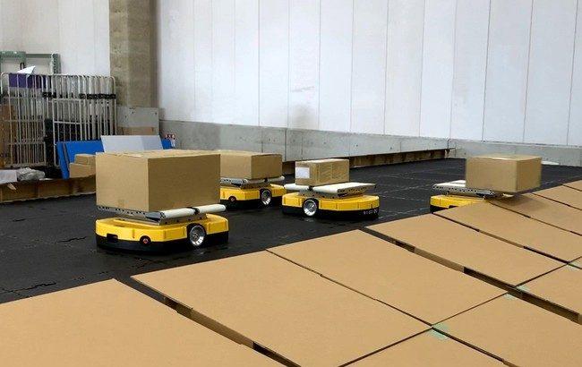 プラスオートメーションが豊田自動織機との資本・業務提携を発表、数億円の出資受け入れか