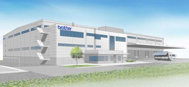 ブラザー工業、名古屋に1万平方メートルの新倉庫建設へ
