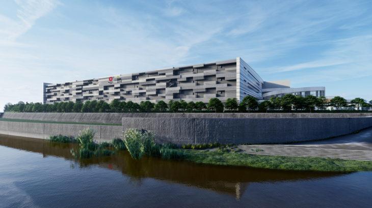 大和ハウス工業、横浜のブリヂストン旧工場跡地に横浜スタジアム3・6個分の大規模マルチテナント型物流施設開発へ