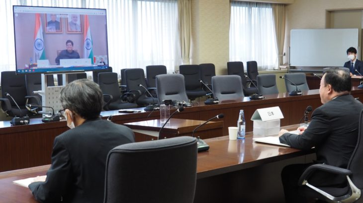 【新型ウイルス】日豪印3カ国が経済担当相会合、インド太平洋地域のサプライチェーン強靭化で合意