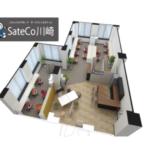 ニチレイロジグループ、川崎に初のサテライトオフィスを開設
