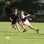 【物流で光るCSR】カンタベリーとDHL、国内の小学校にラグビーボール3万個寄贈