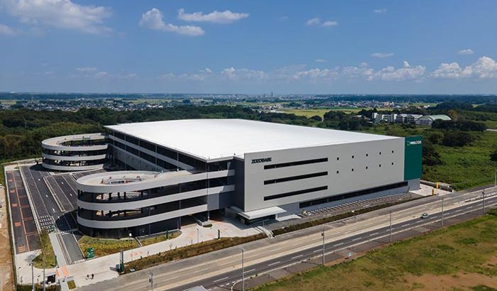 プロロジス、茨城・つくばでZOZO専用の大型物流施設が完成