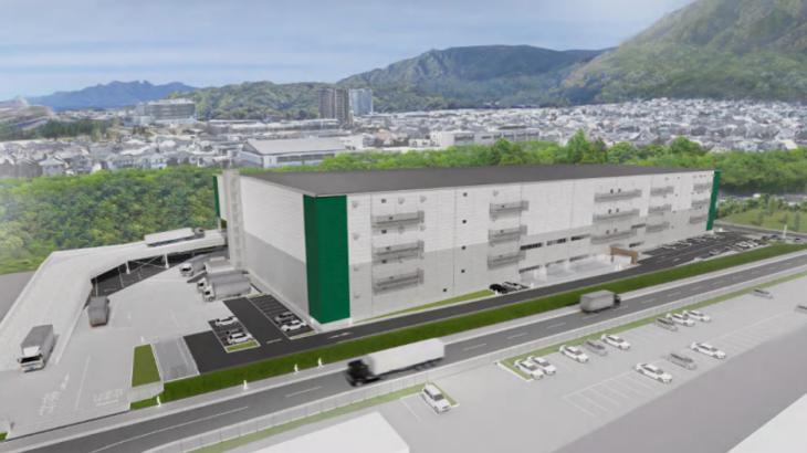 東部ネットワーク、広島でCBREグローバルインベスターズジャパン開発の物流施設に入居へ
