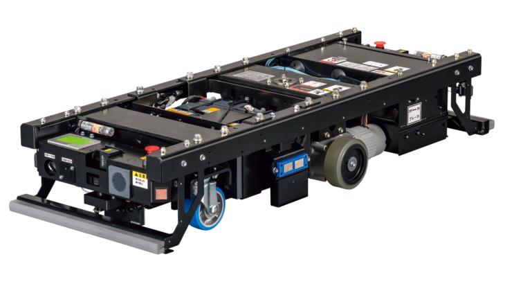 豊田自動織機、最大搬送重量1000キログラムのAGV新発売