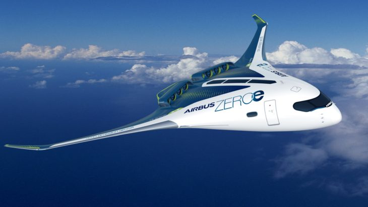 エアバス、世界初の水素燃料航空機を35年までに開発へ
