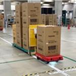 【動画】東芝ロジスティクス、ZMPの物流支援ロボ導入し約半年で3100時間の省力化に成功