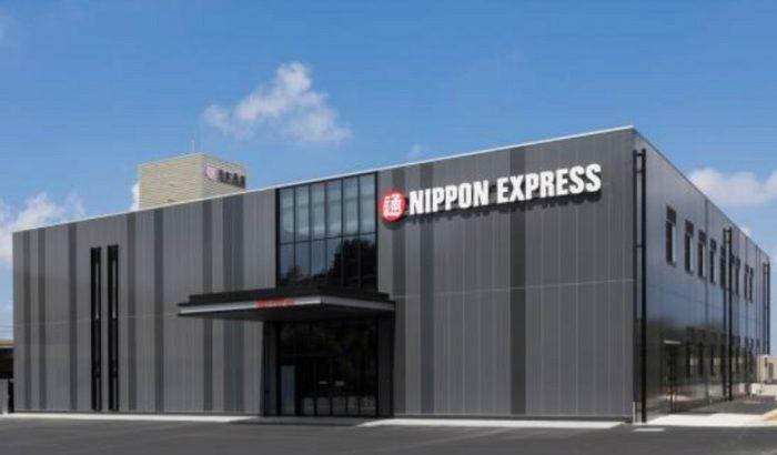 日本通運、静岡・伊豆の国で建て替え中の大規模研修施設で「研修棟」が完成