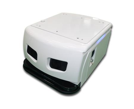 THK、誘導テープ不要な自律移動搬送ロボットの受注開始