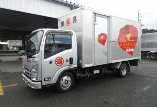 新潟運輸、女性ドライバー専用トラックを4支店に導入