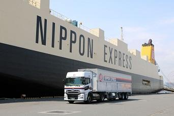 日本通運とアサヒ飲料、日清食品が関東~九州間で共同輸送へ
