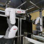 NTTロジスコと日辰電機製作所、レンタル機器などの自動クリーニング作業ロボットで特許取得