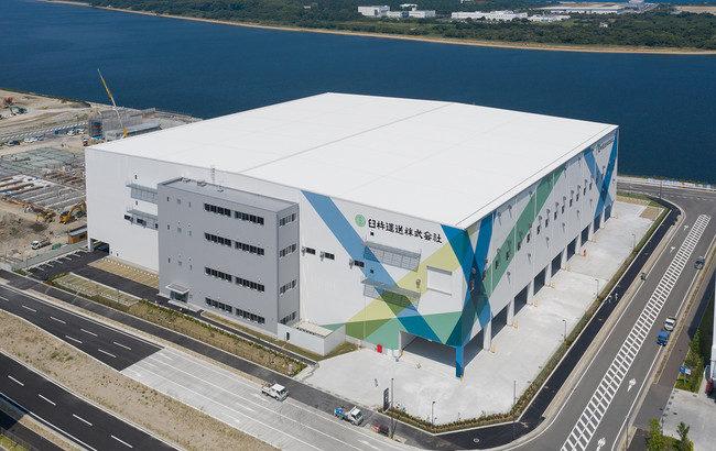 サントリーHD、福岡市で4・7万平方メートルの配送センターが本格稼働開始へ