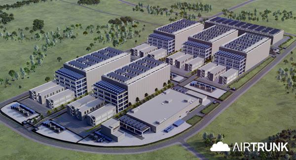 大和ハウス、千葉・印西で大型データセンター建設計画を正式発表
