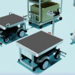 【動画】Doog、物流施設内などで経路設定が容易な協働型運搬ロボットの新製品を発売