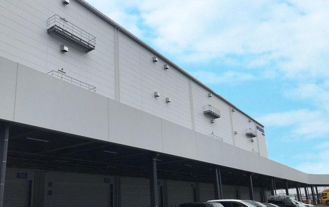 関通、埼玉・新座で清水建設開発の物流施設に2800坪の新センター開設