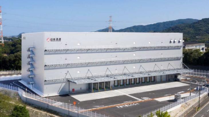 日本通運が国内4カ所で整備の医薬・医療品専用拠点第1弾、「九州医薬品センター」が完成
