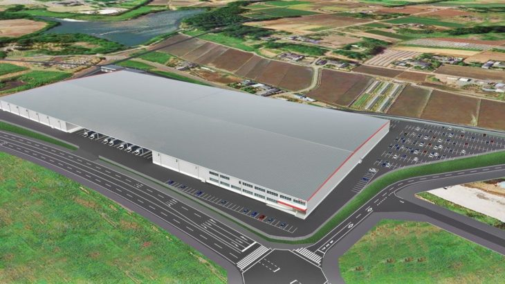 MonotaRO、茨城で4・9万平方メートルのサテライトセンターが21年4月めど稼働