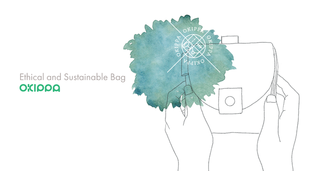 Yper、置き配バッグ「OKIPPA」に環境配慮型再生素材を採用