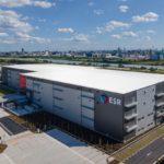 ESRが埼玉・戸田でナカノ商会1棟借りの物流施設完成