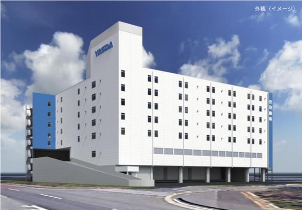 安田倉庫、東京・辰巳で旧東京納品代行のセンター改修したメディカル特化物流拠点を12月末開設へ