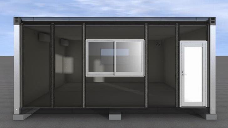 Jリートのケネディクス、横浜の物流施設で従業員向け休憩室棟を増築へ