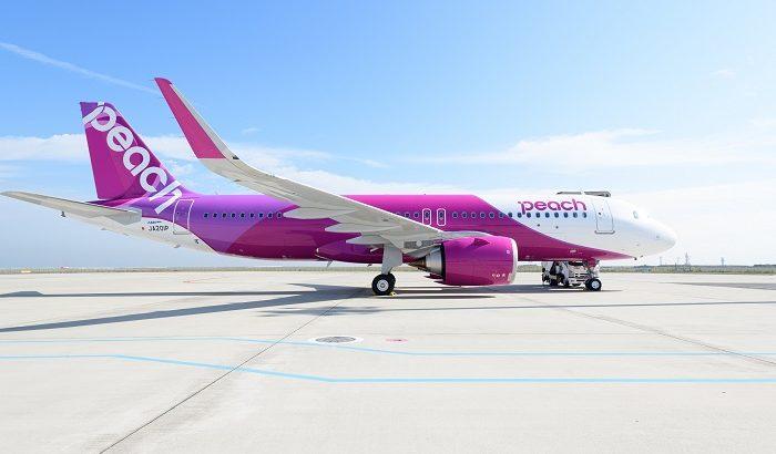 ANA、ピーチと貨物便の共同運航を11月開始へ