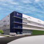 ラサール不動産投資顧問、神戸市で5万平方メートルのマルチテナント型物流施設着工