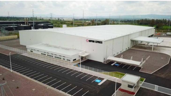 日本通運、メキシコ現法がグアナファト州で自動車関連物流に特化した1・6万平方メートルの拠点開設
